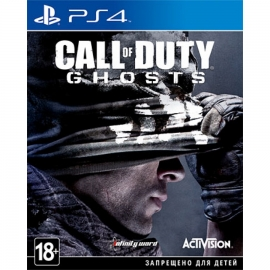 Игра для PS4 Call of Duty. Ghosts