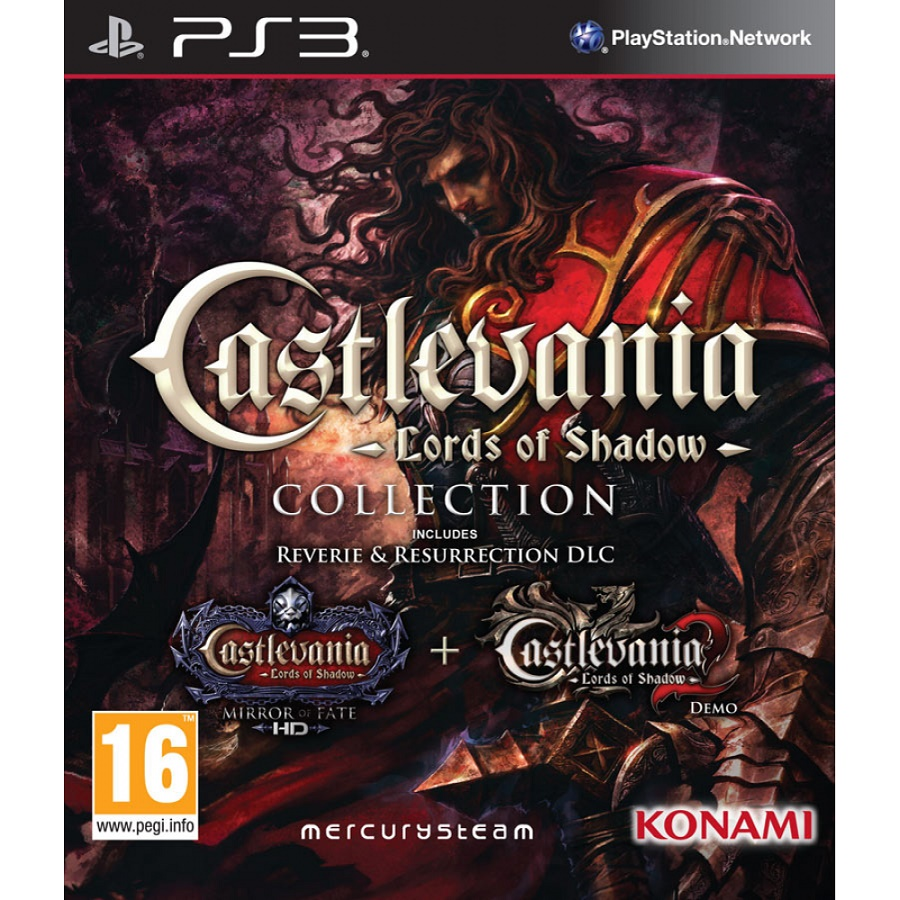 Игра для PS3 Castlevania. Lords of Shadow Collection title=