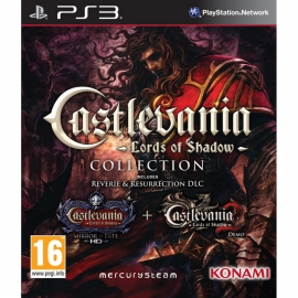 Игра для PS3 Castlevania. Lords of Shadow Collection