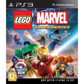 Игра для PS3 LEGO Marvel Super Heroes