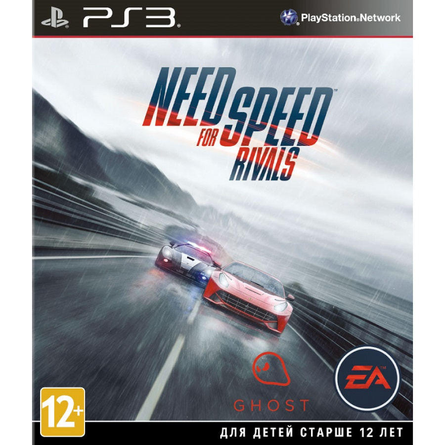 Игра для PS3 Need for Speed Rivals (русская версия) title=