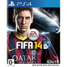 Игра для PS4 FIFA 14