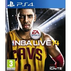 Игра для PS4 NBA Live 14