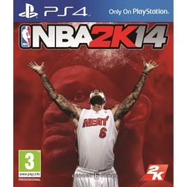 Игра для PS4 NBA 2K14