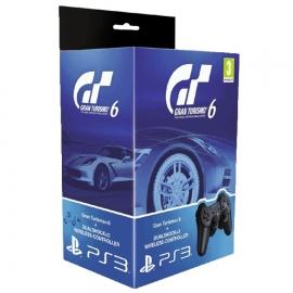 Игра для PS3 Gran Turismo 6 + Dualshock 3
