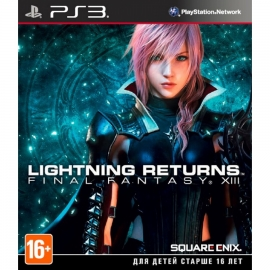 Игра для PS3 Lightning Returns: Final Fantasy XIII