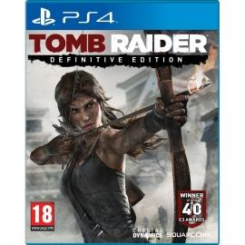 Игра для PS4 Tomb Raider (Definitive Edition)