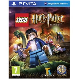 Игра для PS Vita LEGO Harry Potter: Years 5-7