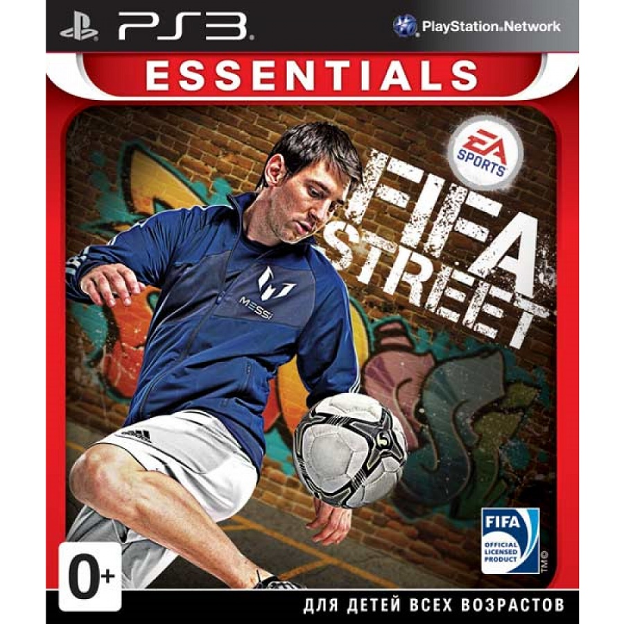 Игра для PS3 FIFA Street (Essentials) title=