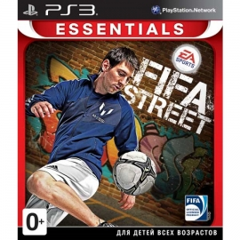 Игра для PS3 FIFA Street (Essentials)