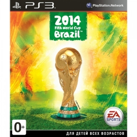 Игра для PS3 FIFA World Cup 2014
