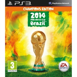 Игра для PS3 FIFA World Cup 2014. Champions Edition