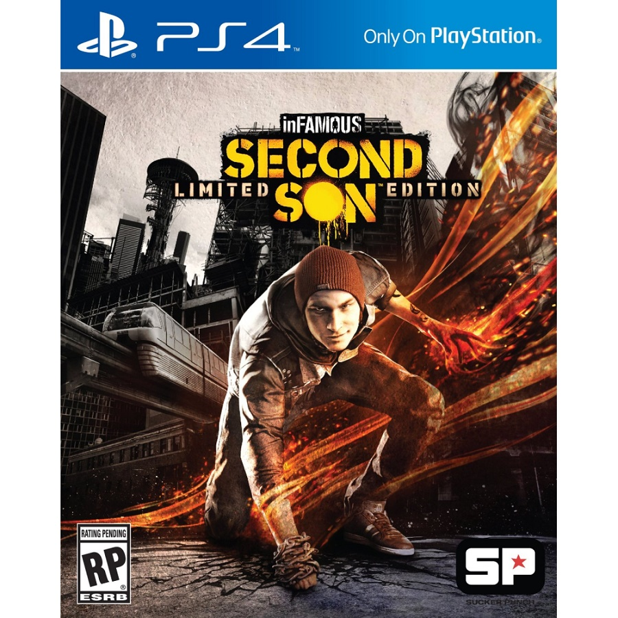 Игра для PS4 inFamous: Second Son title=
