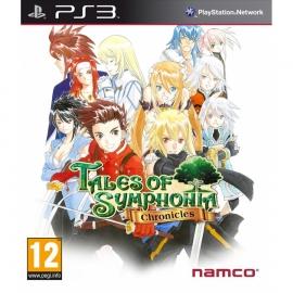 Игра для PS3 Tales of Symphonia Chronicles