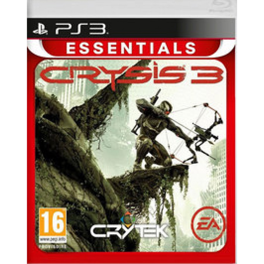 Игра для PS3 Crysis 3 (Essentials) title=