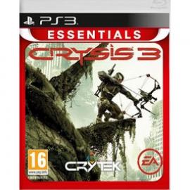 Игра для PS3 Crysis 3 (Essentials)