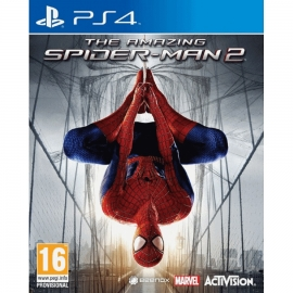 Игра для PS4 The Amazing Spider-Man 2