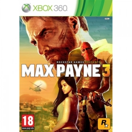 Игра для Xbox 360  Max Payne 3 + Cemetery Multiplayer Map