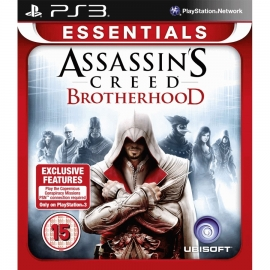 Игра для PS3 Assassin's Creed. Brotherhood (Essentials)