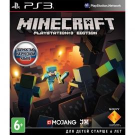 Игра для PS3 Minecraft