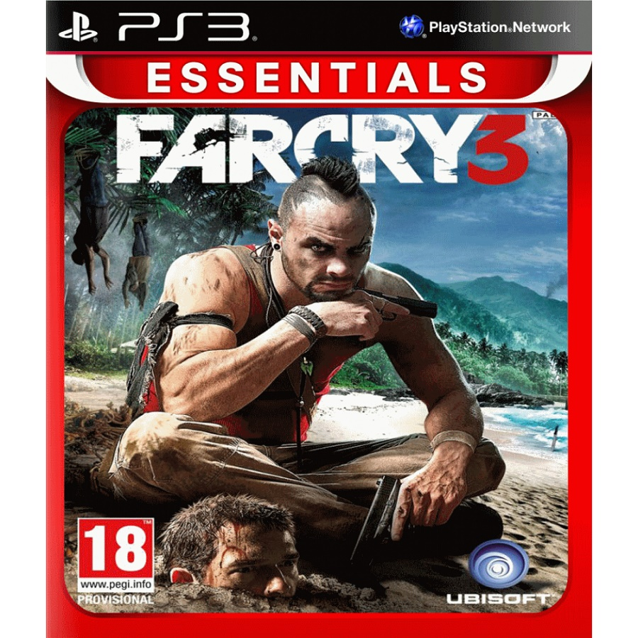 Игра для PS3 Far Cry 3 (Essentials) title=