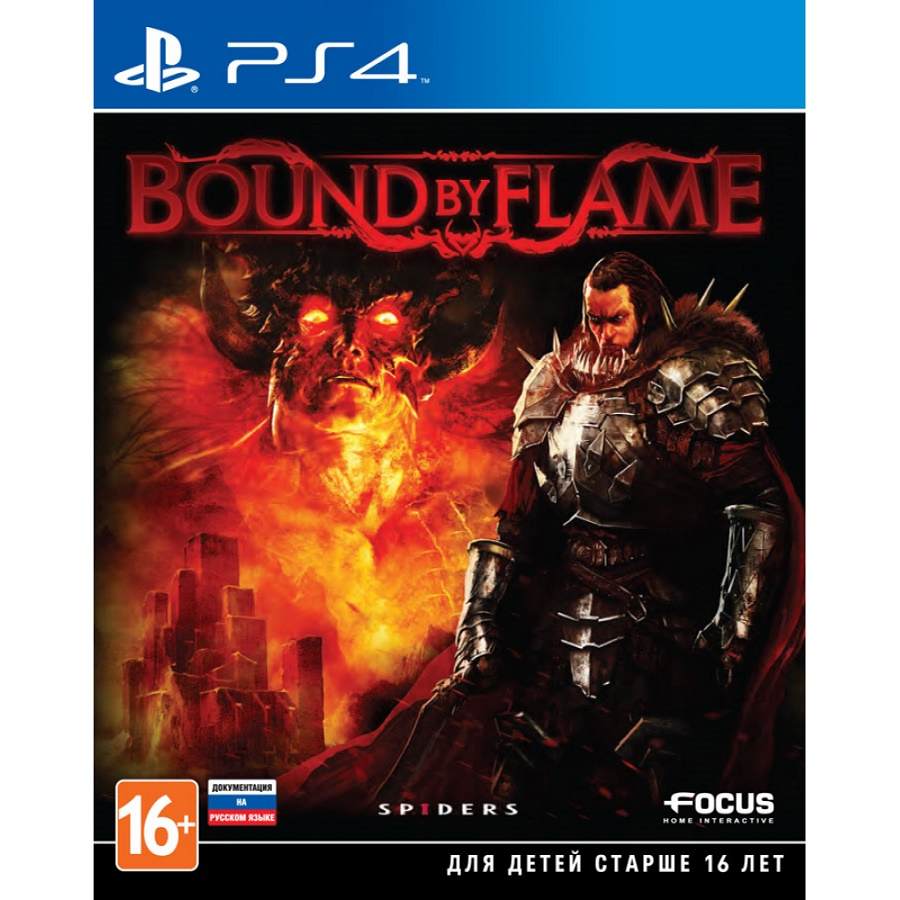 Игра для PS4 Bound by Flame title=