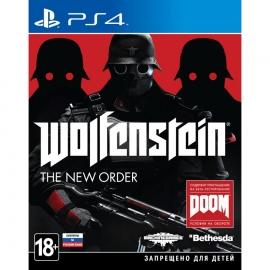 Игра для PS4 Wolfenstein. The New Order