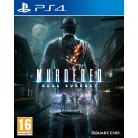 Игра для PS4 Murdered. Soul Suspect