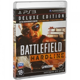 Игра для PS3 Battlefield: Hardline. Deluxe Edition Игра