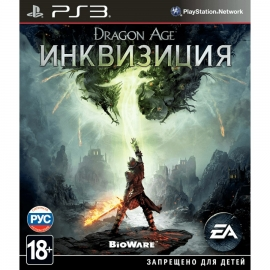 Игра для PS3 Dragon Age. Инквизиция