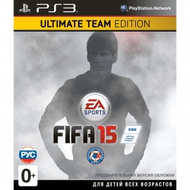 Игра для PS3 FIFA 15 (Ultimate Edition)