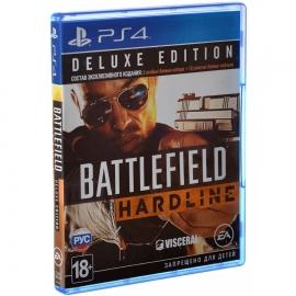 Игра для PS4 Battlefield: Hardline. Deluxe Edition