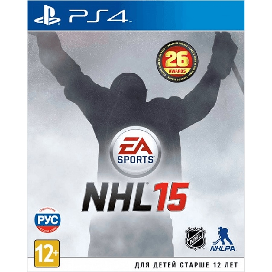 Игра для PS4 NHL 15 title=