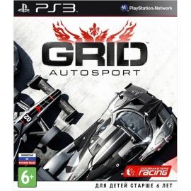 Игра для PS3 GRID Autosport