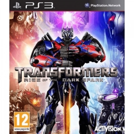 Игра для PS3 Трансформеры: Битва за Темную Искру