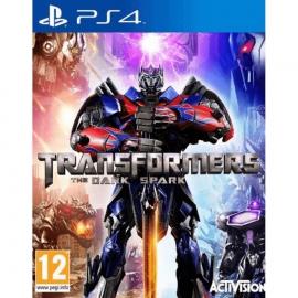 Игра для PS4 Трансформеры: Битва за Темную Искру