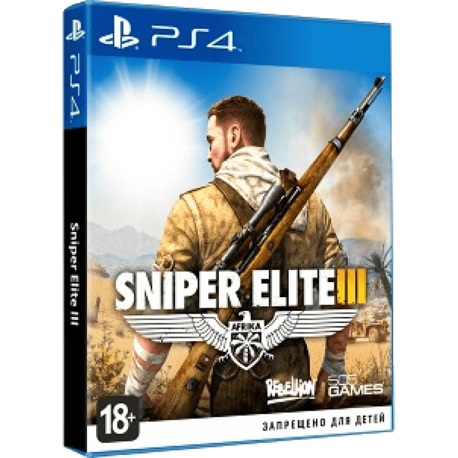 Игра для PS4 Sniper Elite 3 title=