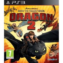 Игра для PS3 Как приручить Дракона 2