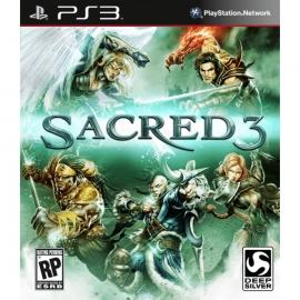 Игра для PS3 Sacred 3