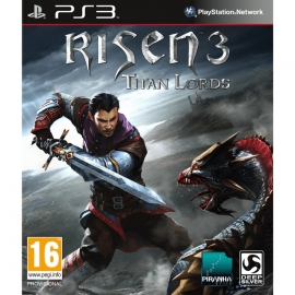 Игра для PS3 Risen 3. Titan Lords