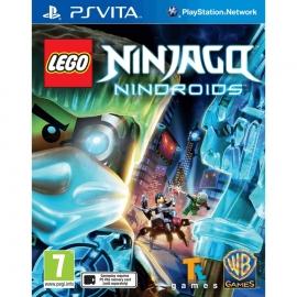 Игра для PS Vita LEGO Ninjago. Nindroids