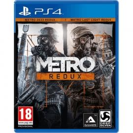 Игра для PS4 Метро 2033. Возвращение