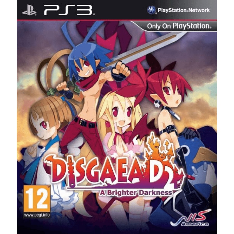 Игра для PS3 Disgaea Dimension 2. A Brighter Darkness title=