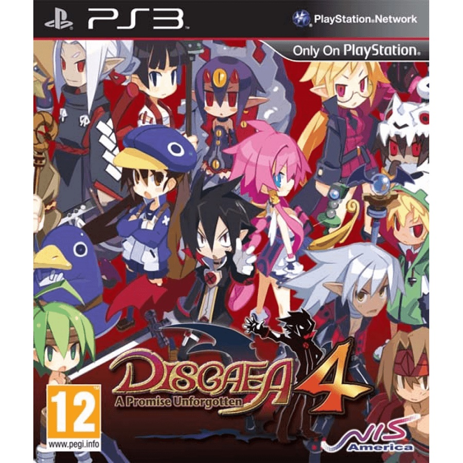 Игра для PS3 Disgaea 4. A Promise Unforgotten title=