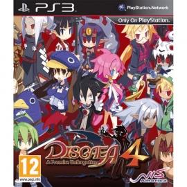 Игра для PS3 Disgaea 4. A Promise Unforgotten