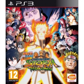 Игра для PS3 Naruto Shippuden Ultimate Ninja Storm Revolution. Day One Edition