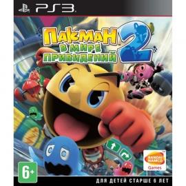 Игра для PS3 Пакман В Мире Привидений 2