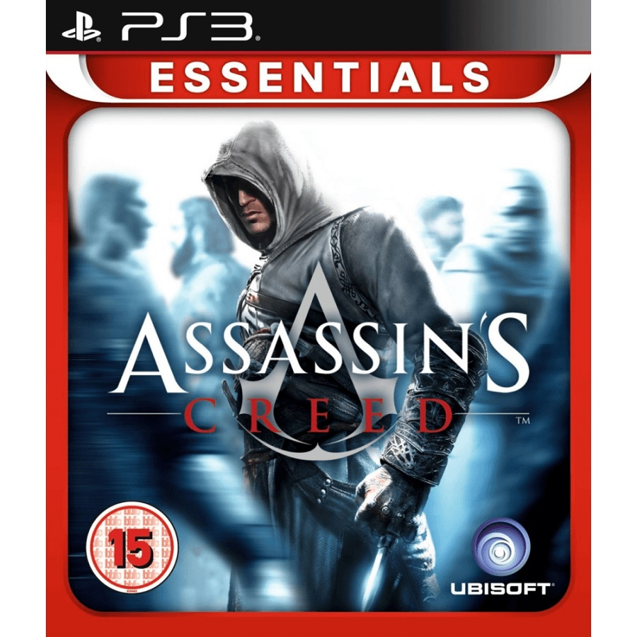 Игра для PS3 Assassin's Creed (Essentials) title=
