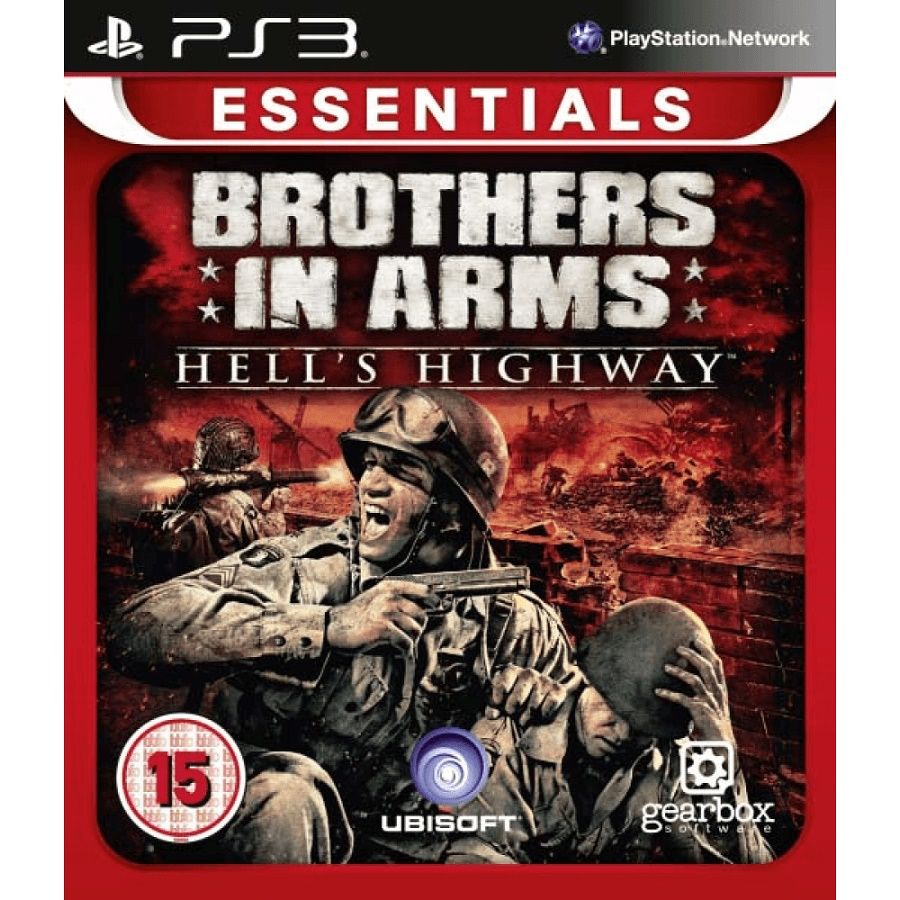 Игра для PS3 Brothers in Arms: Hell's Highway (Essentials) title=