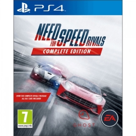 Игра для PS4 Need for Speed Rivals (Complete Edition)